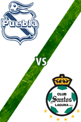Puebla vs. Santos Laguna