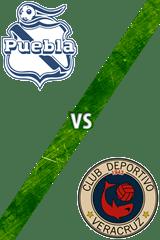 Puebla vs. Veracruz