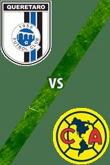 Querétaro vs. América