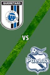 Querétaro vs. Puebla