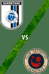Querétaro vs. Veracruz