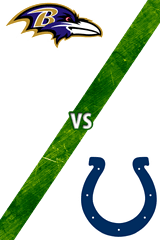 Ravens vs. Colts