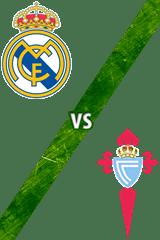 Real Madrid vs. Celta de Vigo