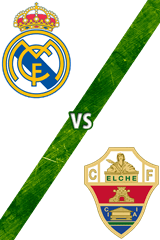 Real Madrid vs. Elche