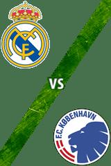 Real Madrid Vs. F. C. Copenhague