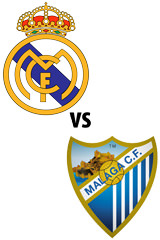 Real Madrid Vs. Málaga