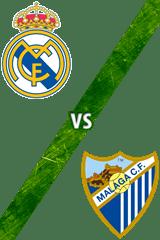 Real Madrid Vs. Málaga