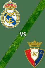 Real Madrid Vs. Osasuna
