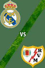 Real Madrid Vs. Rayo Vallecano