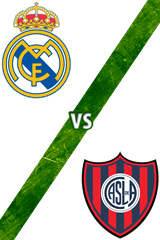 Real Madrid vs. San Lorenzo