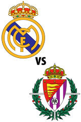 Real Madrid Vs. Valladolid