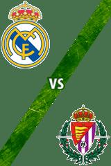 Real Madrid Vs. Valladolid