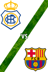 Recreativo de Huelva vs. Barcelona