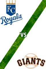 Royals vs. Giants
