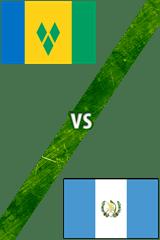 San Vicente y Las Granadinas vs. Guatemala