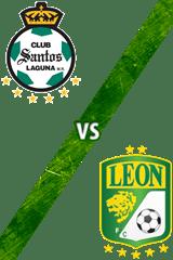 Santos Laguna vs. León