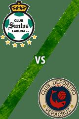 Santos Laguna vs. Veracruz