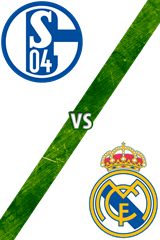 Schalke 04 vs. Real Madrid