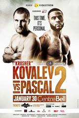 Sergey Kovalev vs. Jean Pascal