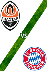 Shakhtar Donetsk vs. Bayern Múnich