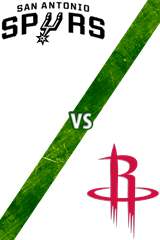 Spurs vs. Rockets
