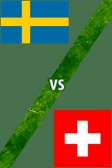 Suecia vs. Suiza