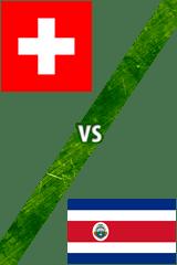Suiza vs. Costa Rica