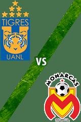 Tigres vs. Monarcas Morelia