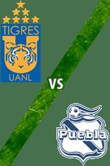 Tigres vs. Puebla