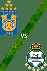 Tigres vs. Santos Laguna