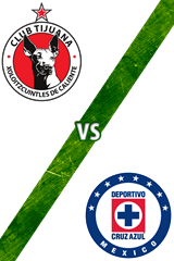 Tijuana vs. Cruz Azul