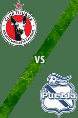 Tijuana vs. Puebla