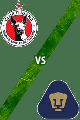 Tijuana vs. UNAM