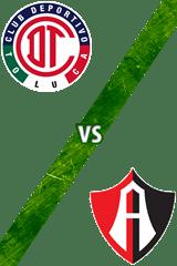 Toluca vs. Atlas