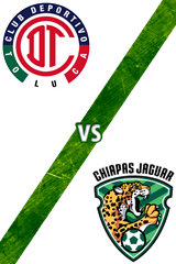 Toluca vs. Chiapas