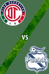 Toluca vs. Puebla