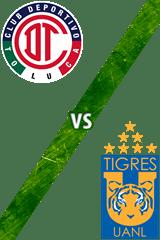 Toluca vs. Tigres