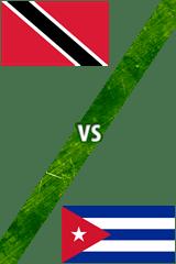 Trinidad y Tobago vs. Cuba