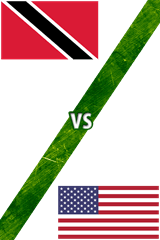 Trinidad y Tobago vs. Estados Unidos