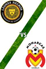 Universidad de Guadalajara vs. Monarcas Morelia