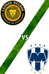 Universidad de Guadalajara vs. Monterrey