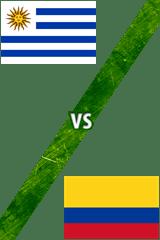Uruguay vs. Colombia