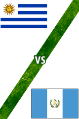 Uruguay vs. Guatemala