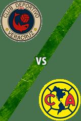 Veracruz vs. América