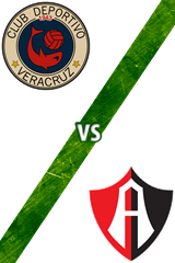 Veracruz vs. Atlas