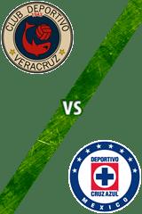 Veracruz vs. Cruz Azul