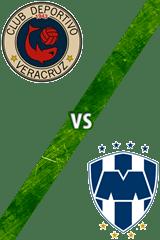 Veracruz vs. Monterrey
