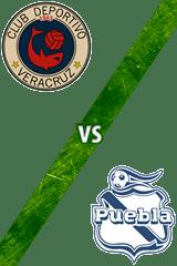 Veracruz vs. Puebla