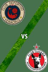 Veracruz vs. Tijuana
