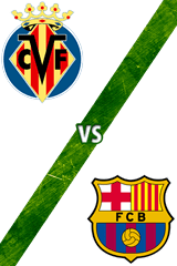 Villarreal vs. Barcelona